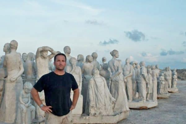 MEXICO: Jason deCaires Taylor on His Cancun Underwater Museum