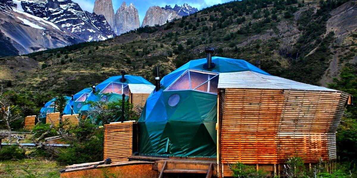 EcoCamp Patagonia Eco Lodge, Chile