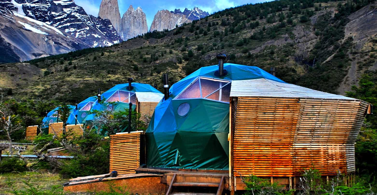 EcoCamp Patagonia Eco Lodge, Chile