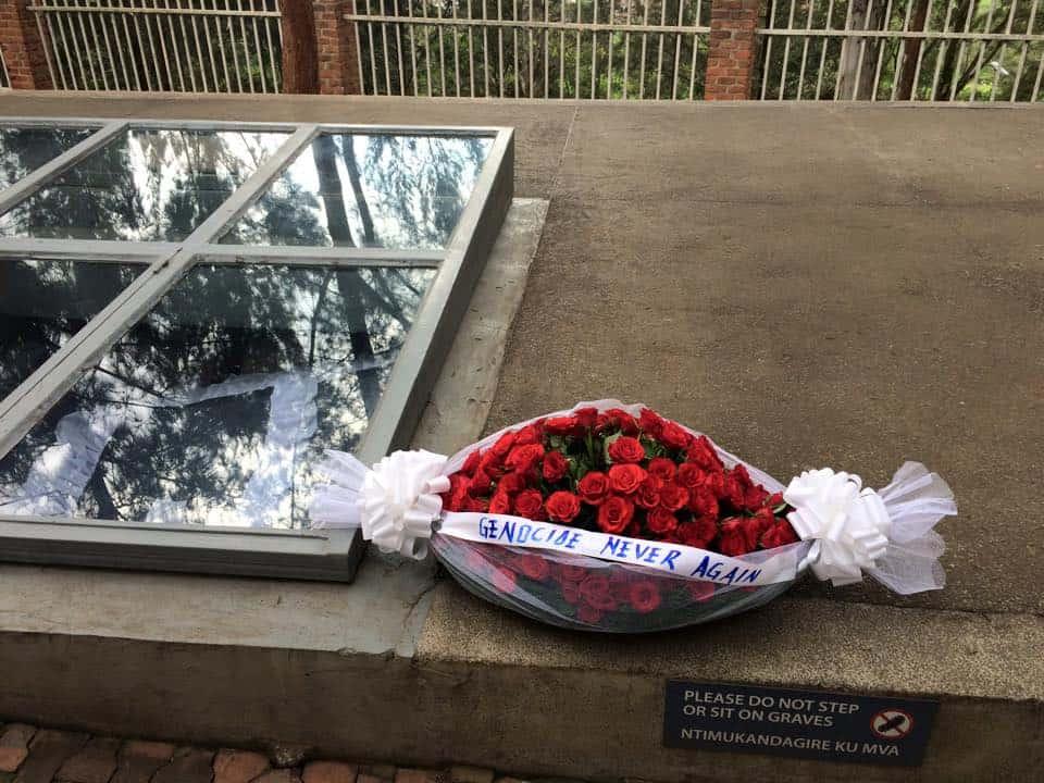 Rwanda Genocide Memorial at Kigali Memorial Centre