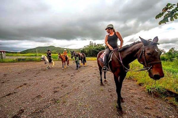 Responsible Horseback Riding Tours