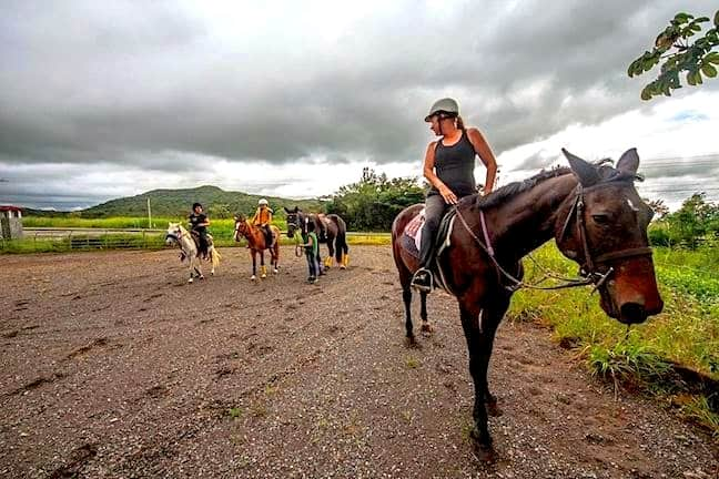 Responsible Horseback Riding Tours