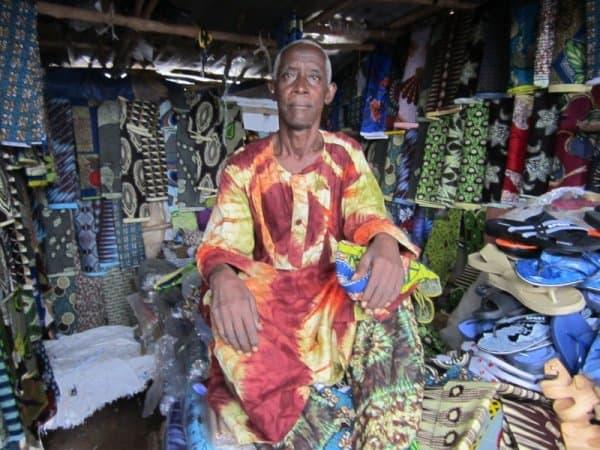 KIva Borrower Sanu, from Sierra Leone