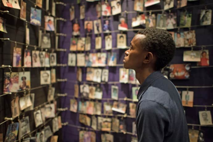Learning about Rwanda Genocide at the Kigali Memorial Centre