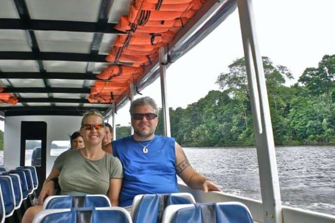 Boat Tour in Tortuguero National Park, Costa Rica