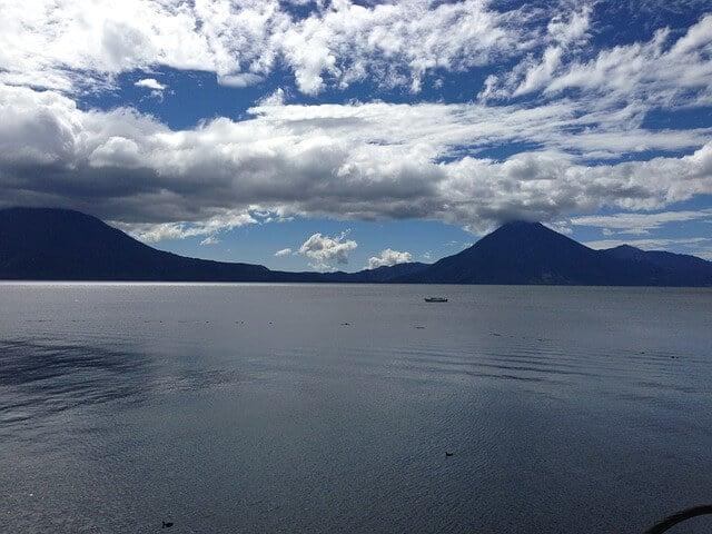 Lake Atitlan, Guatemala via pixabay