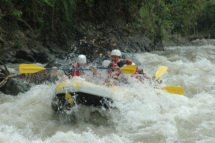 Fun Things To Do in Costa Rica - Rafting the Rio Pacuare