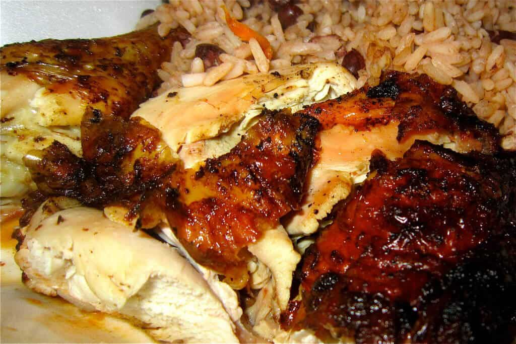 Jerk Chicken Recipe Jamaica