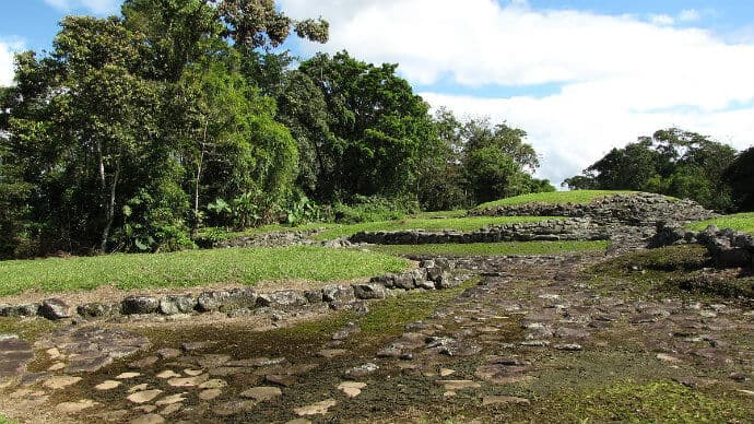 Things to do in Cartago Costa Rica - visit Guayabo de Turrialba archeological site