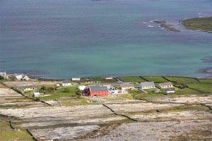 One Week in Ireland -Aran Islands hotel
