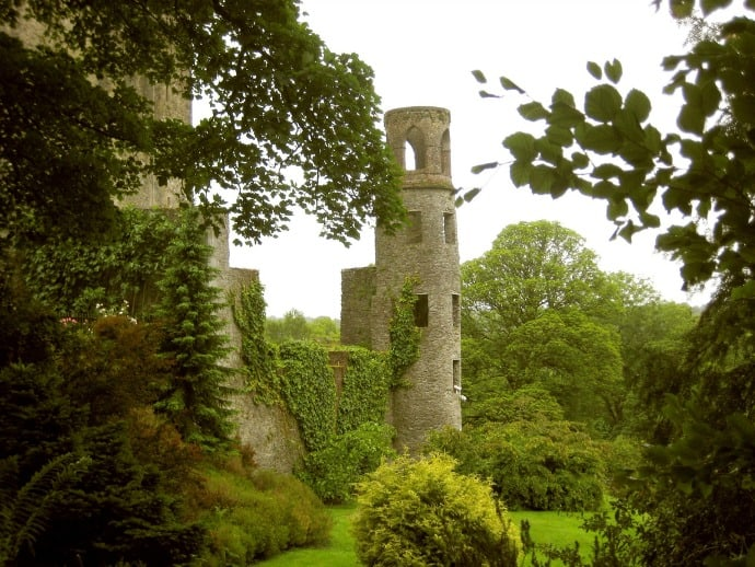 1 Week in Ireland -Blarney Castle