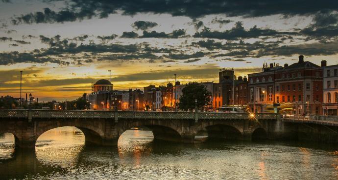 One Week in Ireland -Dublin