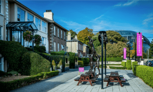 Where to Stay in Dublin- Sandymount Hotel