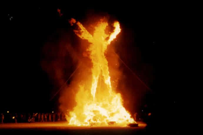Top 10 Festivals In The World -Burning Man