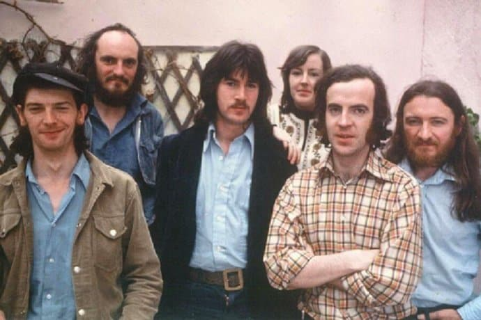 The Bothy Band, one of the best Irish folk music artists