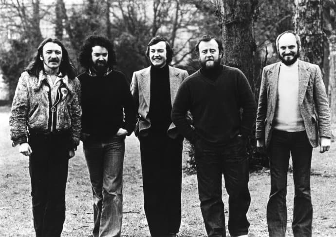 Planxty, one of the best Irish folk music artists