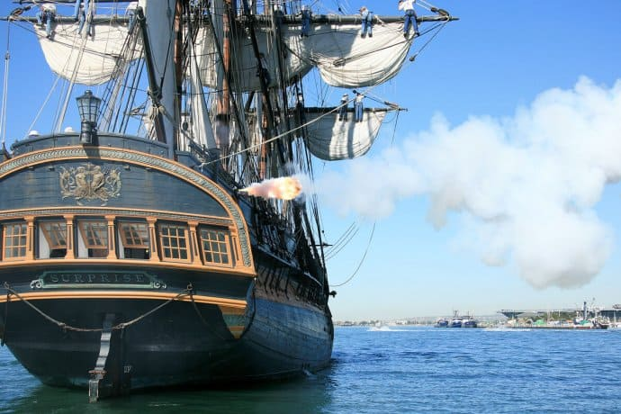 America's Best Living History Museums: Maritime Museum of San Diego