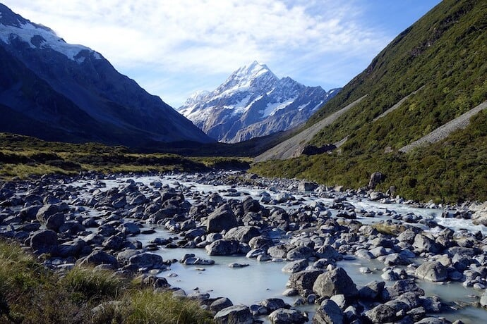Aoraki/Mt Cook, New Zealand: One of the Best Mountains in the World