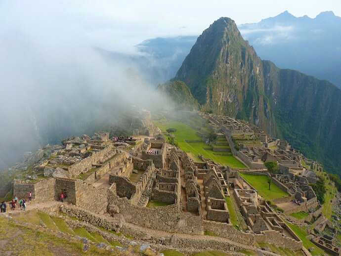 Best Mountains in the World: Huayna Picchu