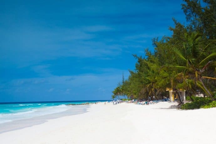 Things to Do in Barbados: Liming on the Beach