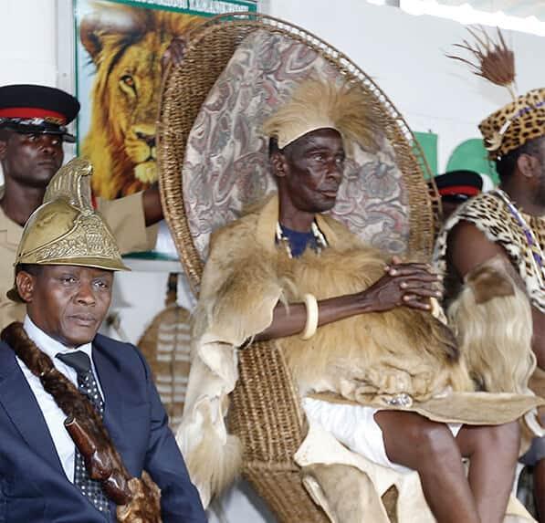 Zambia's Ngoni people