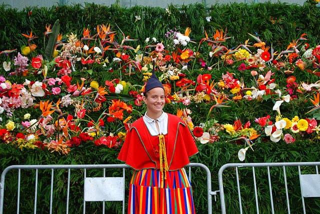 Portugal Flower Festival