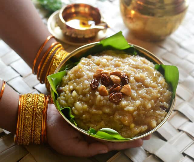Indian Harvest Festival -Pongal