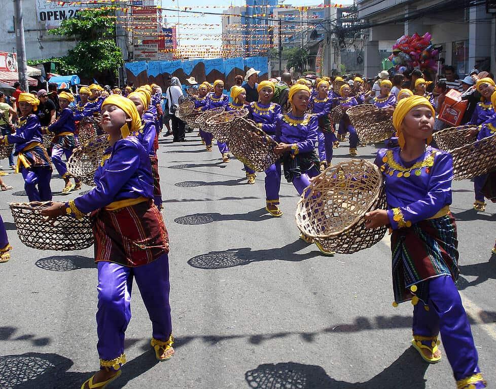 Philippines Kadayawan Festival