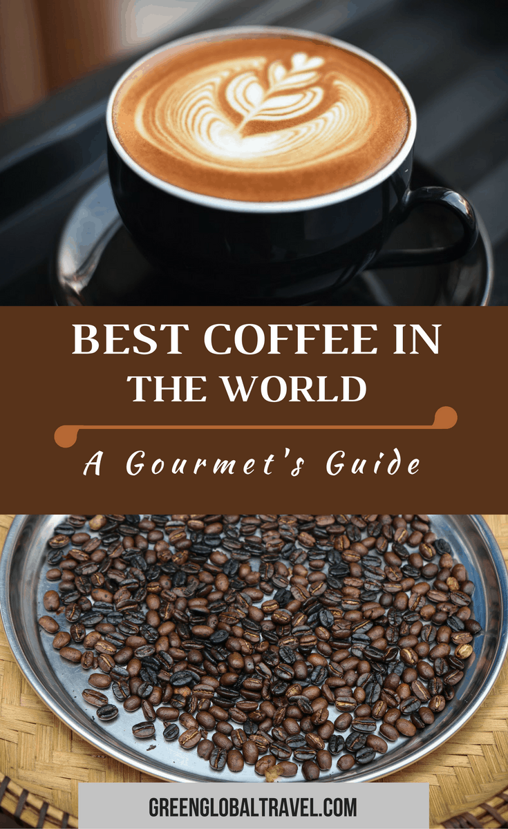 The Best Coffee In the World (A Gourmet's Guide to 30 Top Varietals). Everything you ever wanted to know about coffee, including the plant's history and origins, an exploration of six of the world's most prominent coffee-growing regions, and descriptions of some of our favorite coffee varietals we've sampled over the past few years. ​via​ ​@greenglobaltrvl