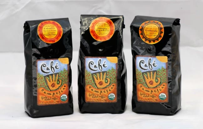 Best Fair Trade Coffee Beans -Cafe Campescino