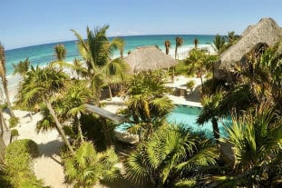 Places to stay near Rio Secreto -Sueaos Tulum