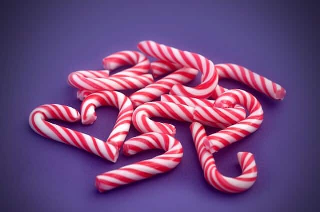 Christmas Food Around the World -Candy Cane