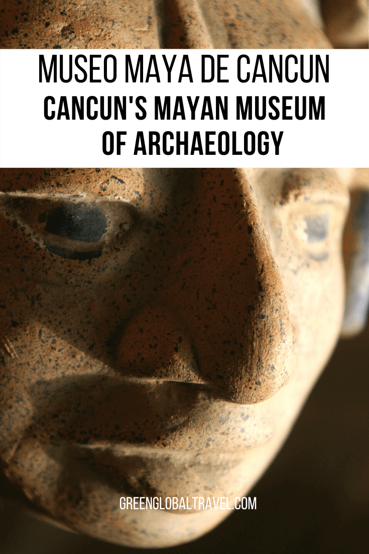 Museo Maya de Cancun- Cancun's Mayan Museum of Archaeology offers amazing overview of Mayan Archaeology, Mayan Culture, Mayan Art & Mayan Masks & more! | cancun museum | museums in cancun | mayan art  | mayan gods | mayan culture | mayan ruins | mayan religion | mayan civilization | ancient mayans | mayan people