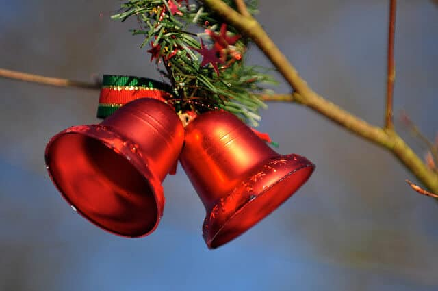 Origins of Christmas -Bells