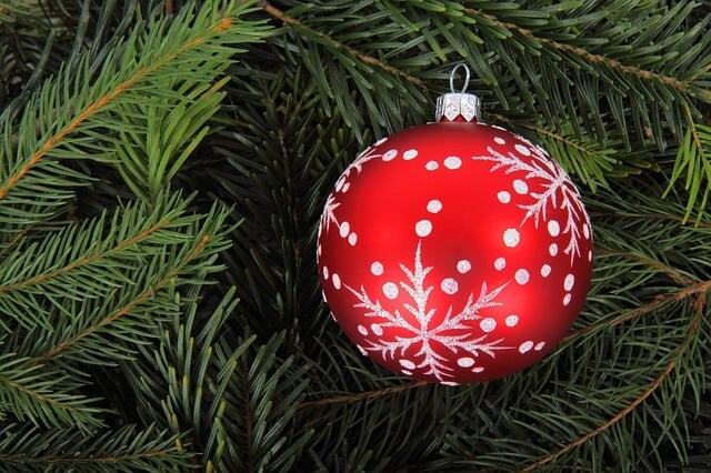 Traditional Christmas Decorations -ornaments