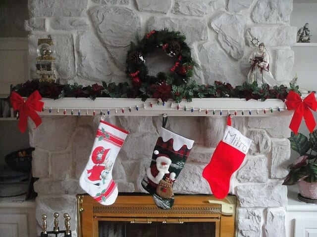 Traditional Christmas Decorations - Christmas Stockings