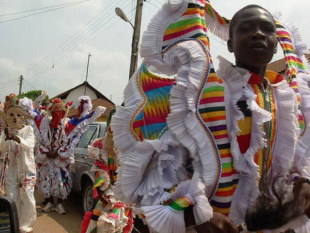 Xmas World Traditions- Ghana