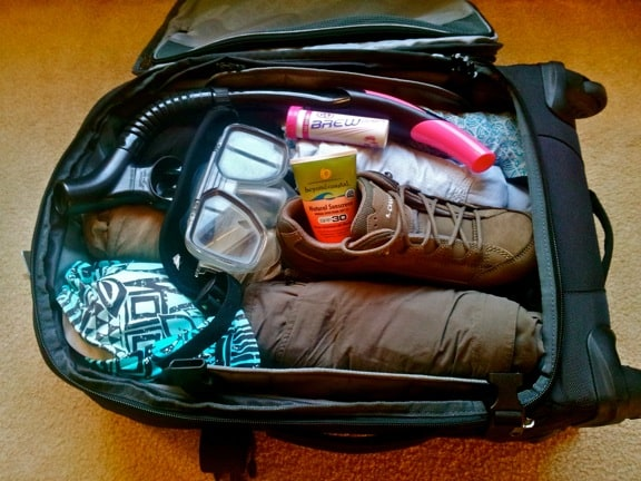 Green Global Travel Packing Checklist: Warm Weather Gear