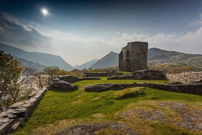 snowdonia national park in wales: One of the best UK National Parks