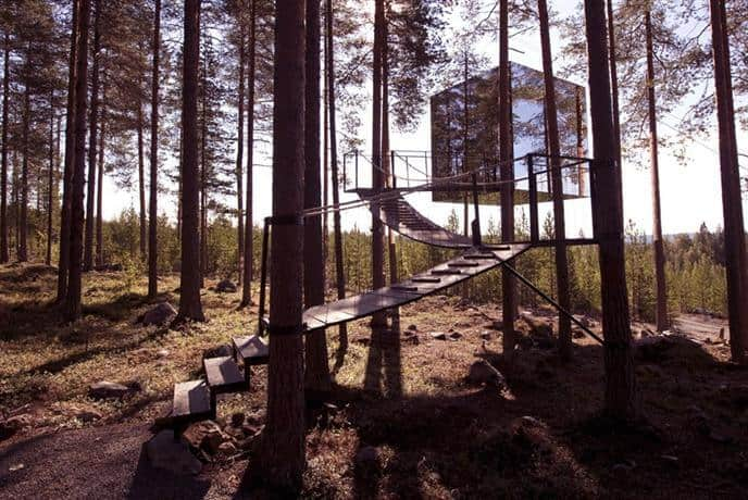 Best Glamping Resorts in the World - Treehotel