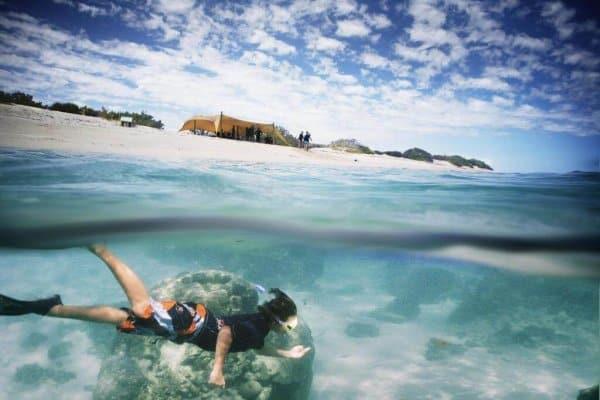Glamping in Australia-Sal Salis Ningaloo Reef