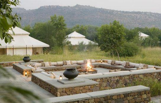 World's Best Glamping Resorts -Aman-i-Khas