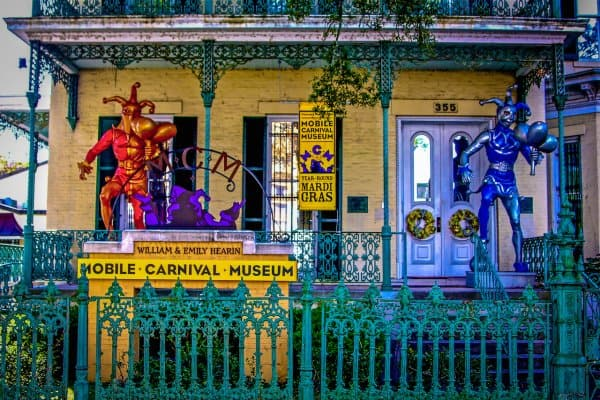 The First Mardi Gras: Visiting the Mobile Carnival Museum