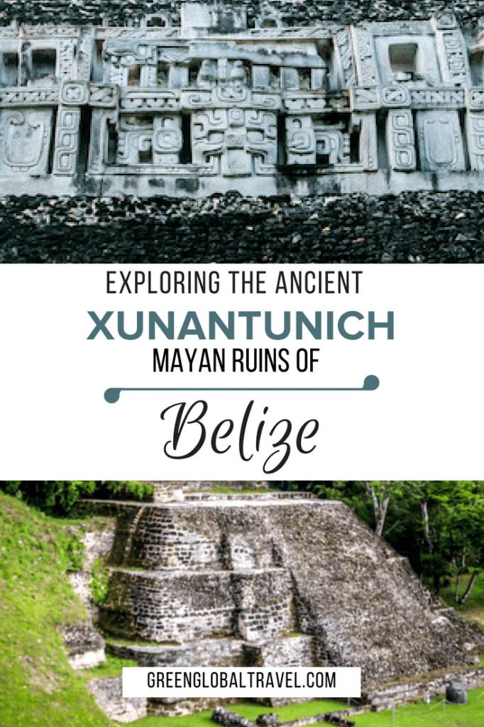 Exploring the Ancient Xunantunich Mayan Ruins of Belize via @greenglobaltrvl