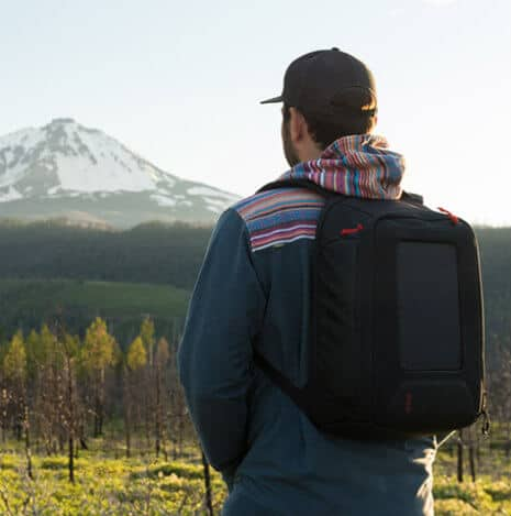 Best Gift Ideas for Off-the-Grid Travelers - Voltaic Converter Solar Backpack