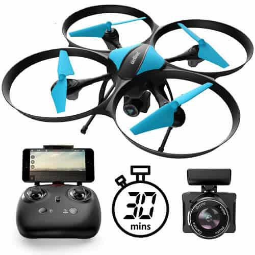 Best Gifts Ideas for Photo Lovers -U49 Drone with Camera