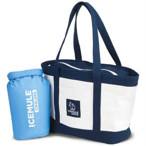 Best Gifts for Beach Travelers - IceMule Cooler Tote + Mini Classic