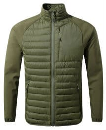Best Gifts for Cold Weather Male Travelers -Craghoppers Voyager Jacket