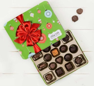 Best Gifts for Constant Travelers - Ethel M Chocolates