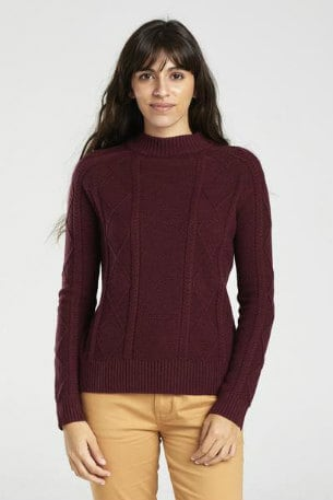 Best Gifts for Female Travelers -United By Blue Bray Fishermans Sweater